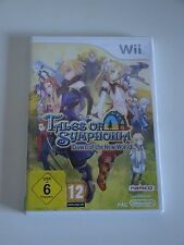 Wii juego valle of Symphonia: Dawn of the New World