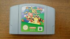 Super Mario Nintendo 64 - Post with tracking - Cleaned / Tested / Working