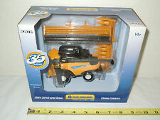New Holland CR9080 Combine 2009 Farm Show  By Ertl   1/64th Scale