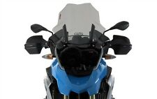 BMW R1200GS 13 16 F800GS Larger Hand Guards Wind Deflectors Glossy Black MADE UK