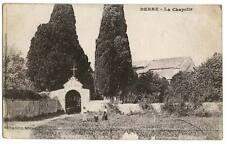 CPA PROVENCE - BERRE - LA CHAPELLE