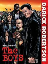 The Art of The Boys: The Complete Covers by Darick Robertson, Robertson, Darick,