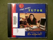 McDougal Littell Spanish Take-Home Tutor 1 Uno En Espanol! (WINDOWS/MAC CD-ROM)