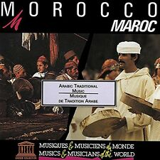 Morocco: Arabic Traditional Music - Various Artist (2014, CD NIEUW)