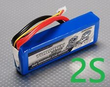 TURNIGY 2200mAh 2S 20C 30C BURST LIPO PACK  STOCK FRANCE