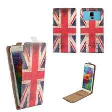 HUAWEI Ideos X3 - Handy Schutzhülle Tasche Hülle Flip England UK L