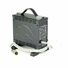 24 Volt 8 Amp Connector: XLR Battery Charger for Many Power Chairs Invacare
