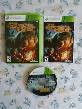 MINT / BRAND NEW condition Cabela's Dangerous Hunts 2011 - Xbox 360 TN30