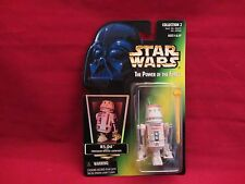 Star Wars The Power of the Force  R5-D4  NOC (0116DJ9)  69598