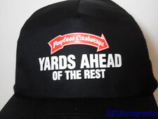 Vintage 1990s PAYLESS CASHWAYS YARDS AHEADS OF THE REST Logo Snapback Hat Cap