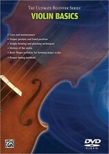 LEARN TO PLAY VIOLIN  LESSON  BEGINNER NEW DVD