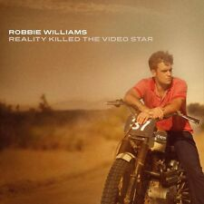 Robbie Williams - Reality Killed the Video Star - Deluxe CD/DVD Digibook  NEW