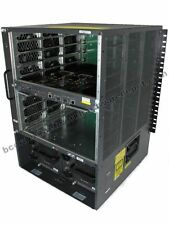 Cisco WS-C6506-E w/ WS-SUP720-3BXL, Dual WS-CAC-3000W Bundle 6506/6500