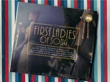 "3xCD New [Cry me a River/Over the Rainbow] ""The First Ladies of Song"" Ella/Etta+"