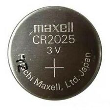 1pc x MAXELL CR2025 3V Coin Battery (made in Japan)