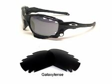 Galaxy Replacement Lenses For Oakley Jawbone Black Polarized 100% UVAB
