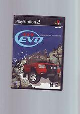 4x4 evolution-jeu PS2/60GB PS3 compatible-rapide post-original & complet