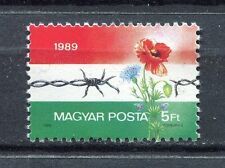 s7883) HUNGARY 1989 MNH** Open borders with Austria 1v