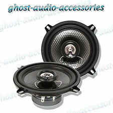 "Fli Underground FU4 4"" Coaxial Car Audio Stereo Speakers 10cm 100mm"
