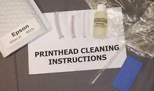 Epson Artisan 50 Printhead Cleaning Kit (Everything Included) 465CEL