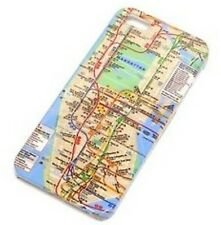 IPHONE 6 PLUS New York City Subway Map BACK CASE