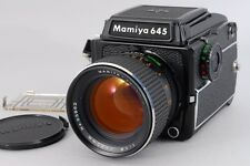 -Near Mint- Mamiya M645 1000S Medium Format and Sekor C 80mm f1.9 from Japan 173