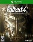 Microsoft Xbox One Fallout 4 Brand new Sealed Video Game Bethesda games