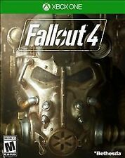 FALLOUT 4 (2015) MICROSOFT XBOX ONE~ BRAND NEW~ FALLOUT 3 DOWNLOAD OFFER~