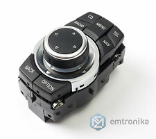 BMW CIC idrive controller wheel 8 button E60 E90 E81 E70 X5 X6 1 3 5 65829205177