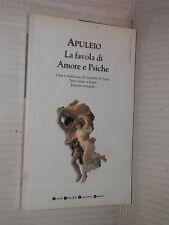 LA FAVOLA DI AMORE E PSICHE Apuleio Gabriella D Anna Newton 1995 latino libro di
