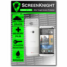 ScreenKnight HTC One M7 (2013) FULL BODY SCREEN PROTECTOR invisible shield