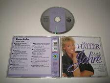 HANNE HALLER/WILDE JAHRE(BMG/74321 26676 2)CD ALBUM