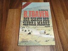 B. Traven -- der SCHATZ der SIERRA MADRE / Bastei Western 1972