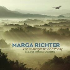 Poetic Images Beyond Poetry-Selected Works for Orc, Richter, Marga, New