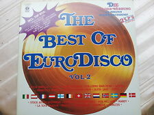 The Best of Euro Disco Vol.2