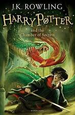Harry Potter and the Chamber of Secrets by J K Rowling 2014 Paperback M