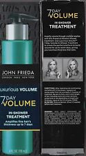 John Frieda Luxurious Volume 7-Day In-Shower Treatment Amplifies Fine Hair NEW!