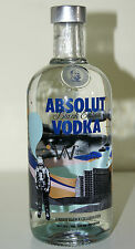 Absolut Vodka Blank limited Edition 40% A Mario Wagner Collaboration 700ml (69)