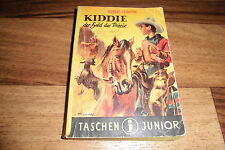TASCHEN JUNIOR  # 14 -- KIDDIE d. HELD der PRÄRIE // Robert Leighton / ca 1960er
