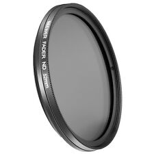 Neewer 52mm ND Fader Neutral Density Adjustable Variable Filter ND2 to ND400