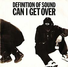 """DEFINITION OF SOUND can i get over/reverse the hearse YR 97 uk 1992 7"""" PS EX/EX-"""