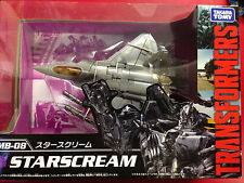 Transformers Takara Movie Annivesary MB-08 Starscream NEW
