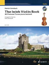 The Irish Violin Book 20 Famous Tunes from Ireland With a CD of perfor 049019364