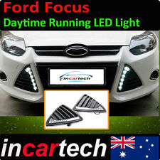 Bumper Bar LED DRL Day-Time covers for Ford Focus 12-15 accessories HatchBack