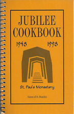 *ST PAUL MN 1998 ST PAUL'S CATHOLIC MONASTERY COOK BOOK *SISTERS OF ST BENEDICT