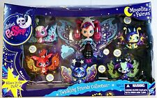 Littlest Pet Shop - Moonlite Fairies - Twinkling Friends Collection Figure Set