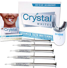 PROFESSIONAL TEETH WHITENING KIT TOOTH WHITENER GEL BLEACH WHITE DENTAL LASER