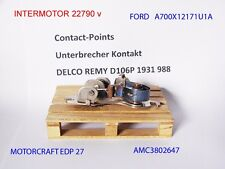 Delco Remy 1931988  UNTERBRECHER/KONTAKTE/CONTACT POINTS Vintage/Old Timer
