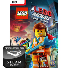 THE LEGO MOVIE VIDEOGAME PC STEAM KEY