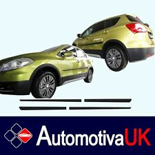 Suzuki SX4 S-Cross Rubbing Strips | Door Protectors | Side Protection Body Kit